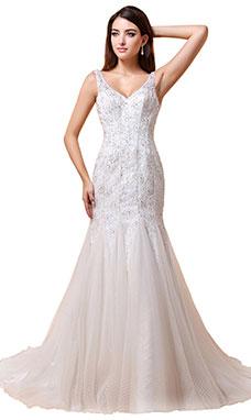 cadbc31bf3d Bridesire - Corte Sirena, Vestidos corte sirena: hermosos vestidos ...