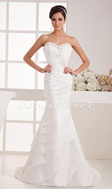 Vestidos de novia cola de sirena precios