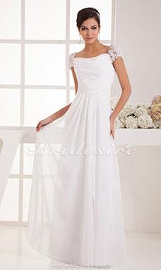 Vestidos de novia largos y bonitos