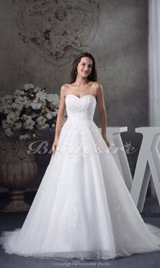 Vestidos de novia tallas grandes pronovias