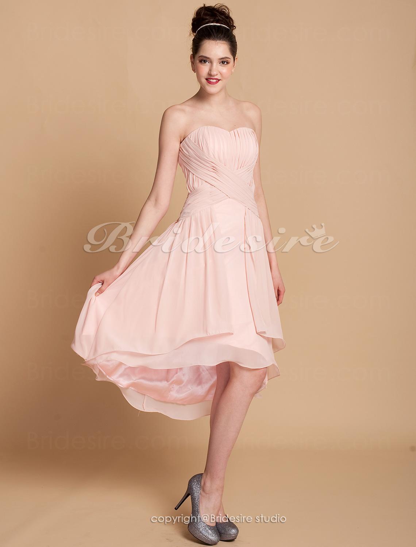 Hermosa Vestido Novia Escote Corazon Festooning - Ideas de los ...